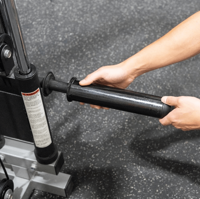 Olympic adapter sleeves are pretty handy for using olympic plates on standard bars