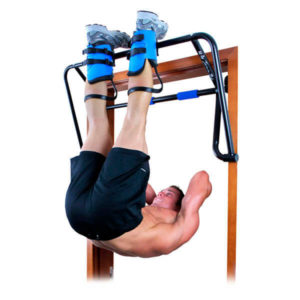 upside down pull up bar