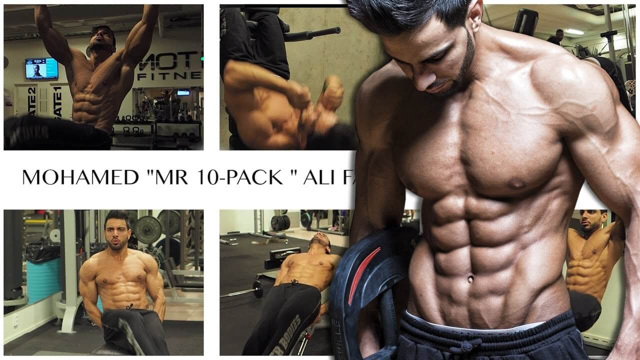10 pack abs workout