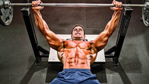 bench press or chest press to build size