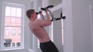 best pull up bar to work abs