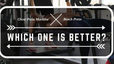 Photo of Chest Press Vs Bench Press – What are the Differences? Which is Better?