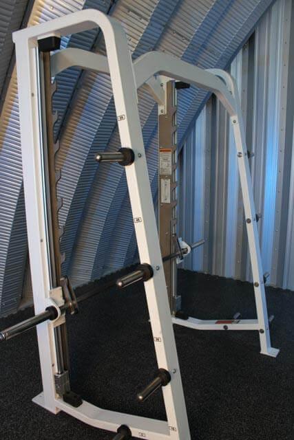 hoist smith machine bar weight
