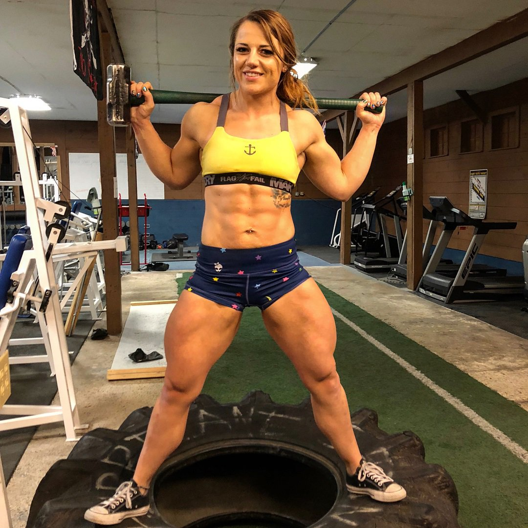 kelsey horton insane muscle growth story