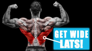 lat pull ups for abs