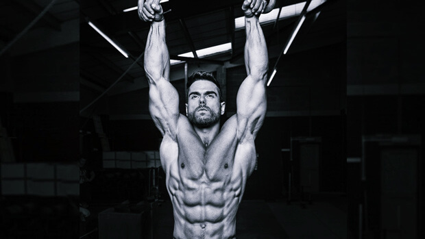 pull up variations to work abs