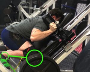 reverse hack squat mistakes