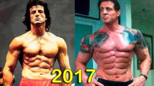slyvester stallone shocking muscle growth story