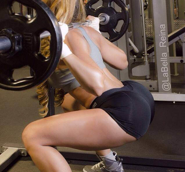 squats at every workout
