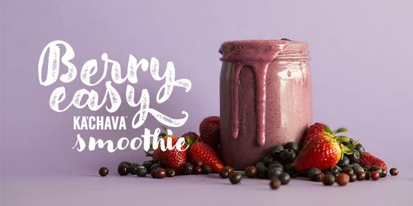 Berry Easy Ka'Chava Smoothie review
