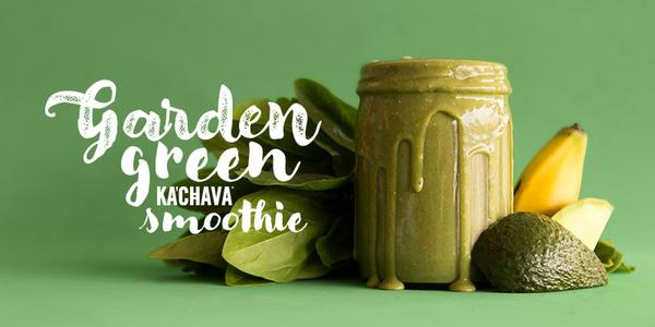 Garden Green Ka'Chava Smoothie review