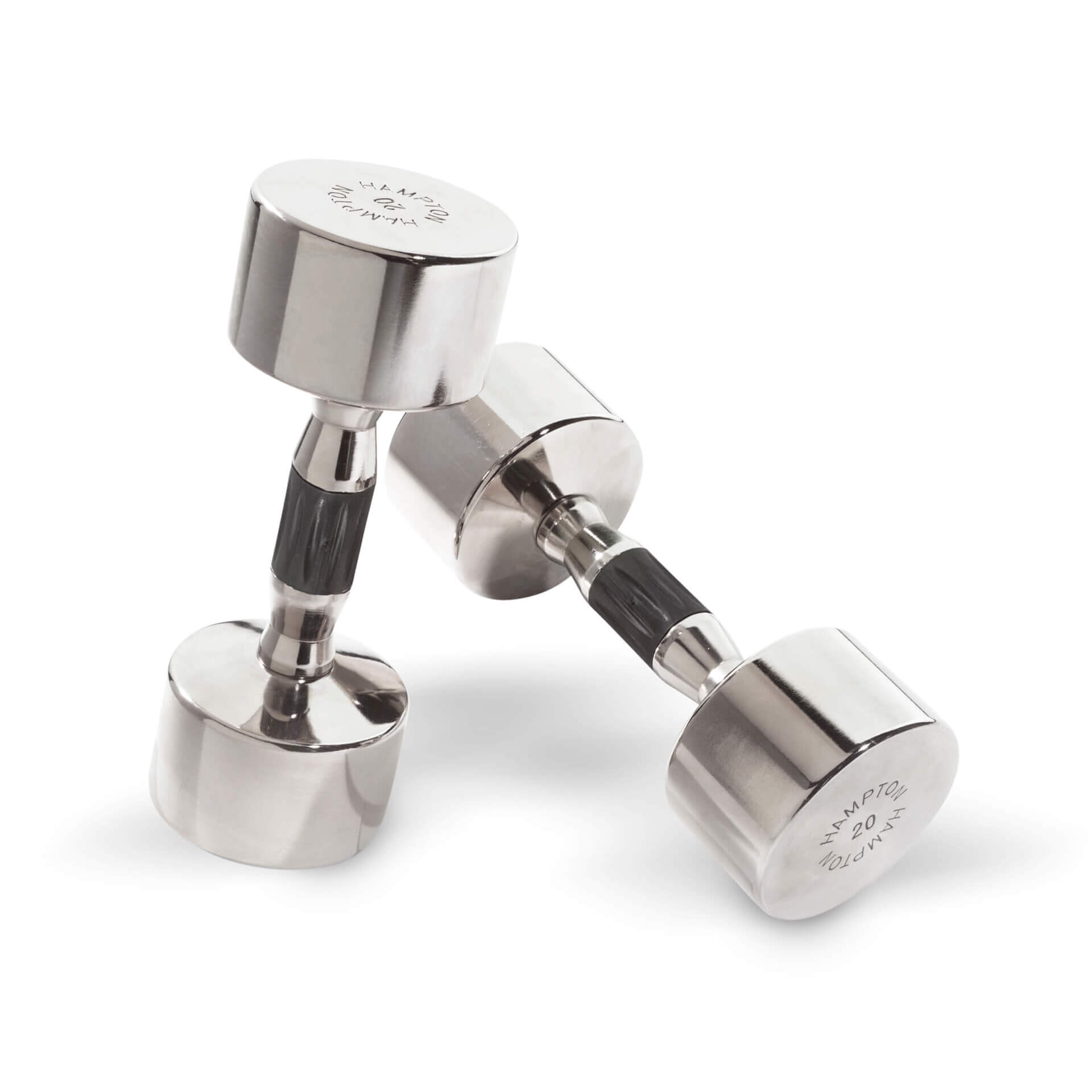 chrome dumbbells for women