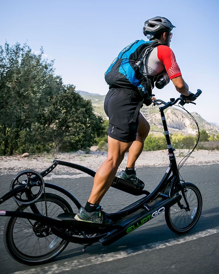 elliptigo outdoor bike vs the streetstrider bike