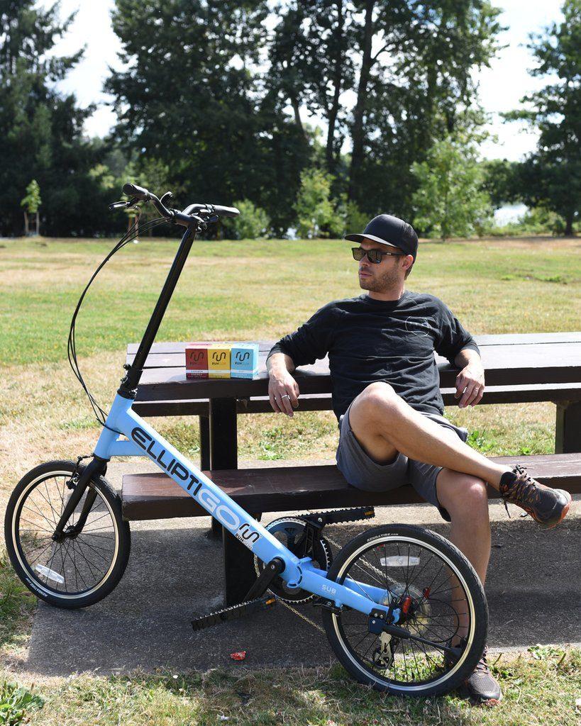 elliptigo sub outdoor bike review