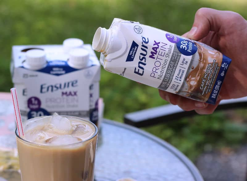 ensure vs soylent which is better
