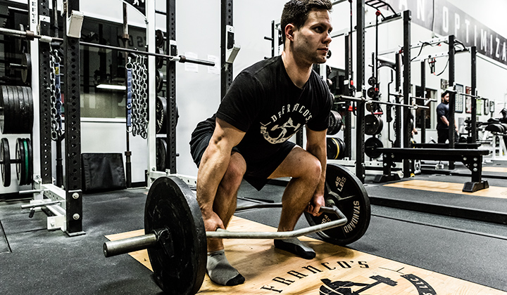 how much does conventional trap bar weigh