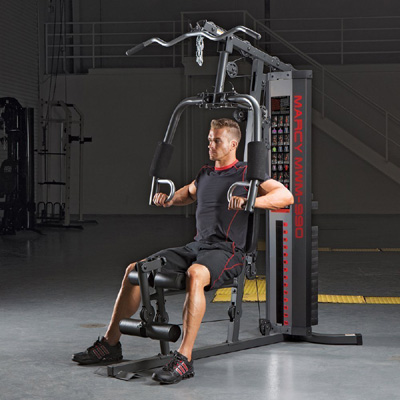 list of the best lat pulldown machines