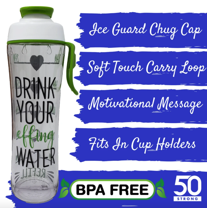 motivating and inspiring water bottles the best choices