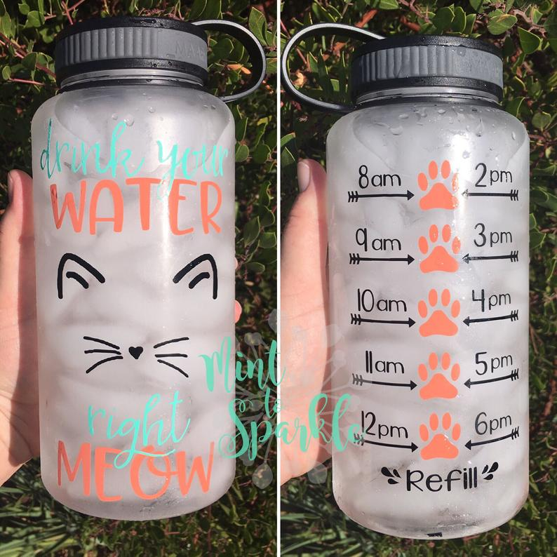 motivational drinking water bottles for sale