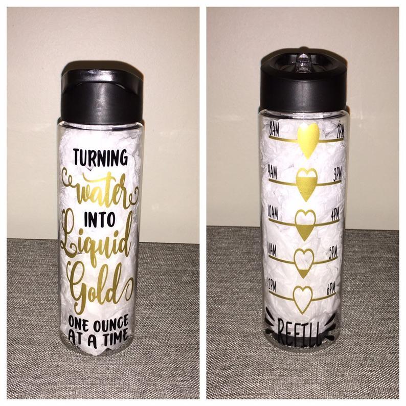 motivational water bottle for inspiration