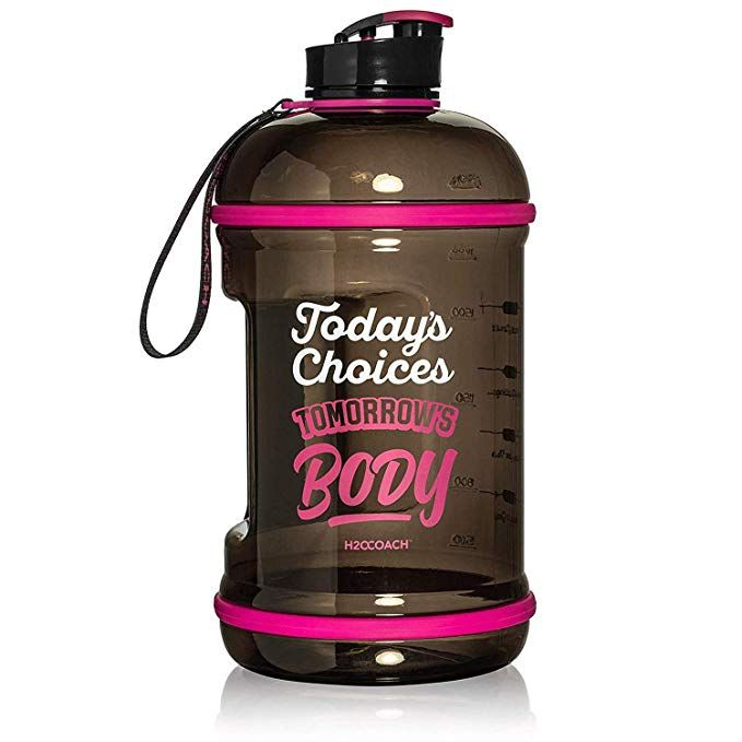 motivational water bottles our top pick