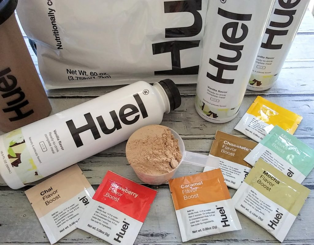 should i get an alternative to huel or buy huels meal replacement