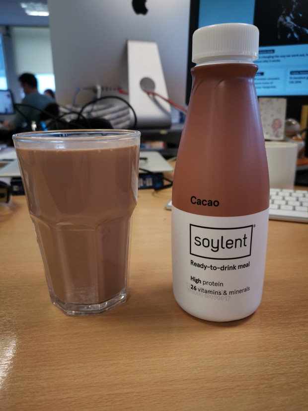 soylent is the superior alternative to huel