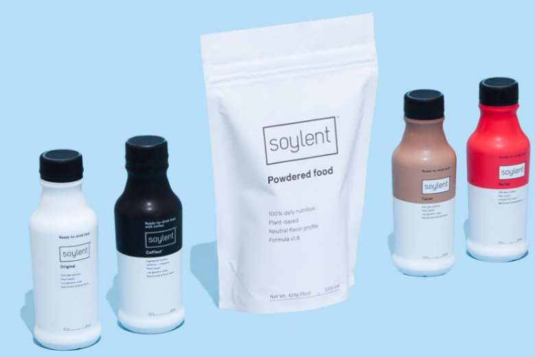 soylent products and meal replacement vs ensure