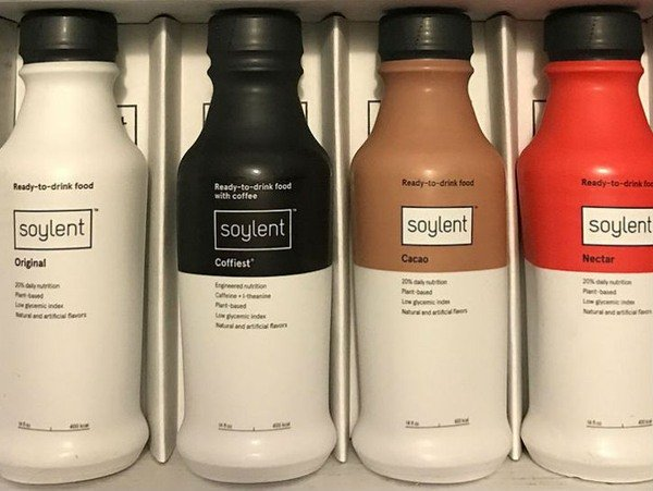 soylent products vs ensure