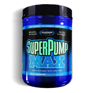 super pump max pre workout without beta alanine