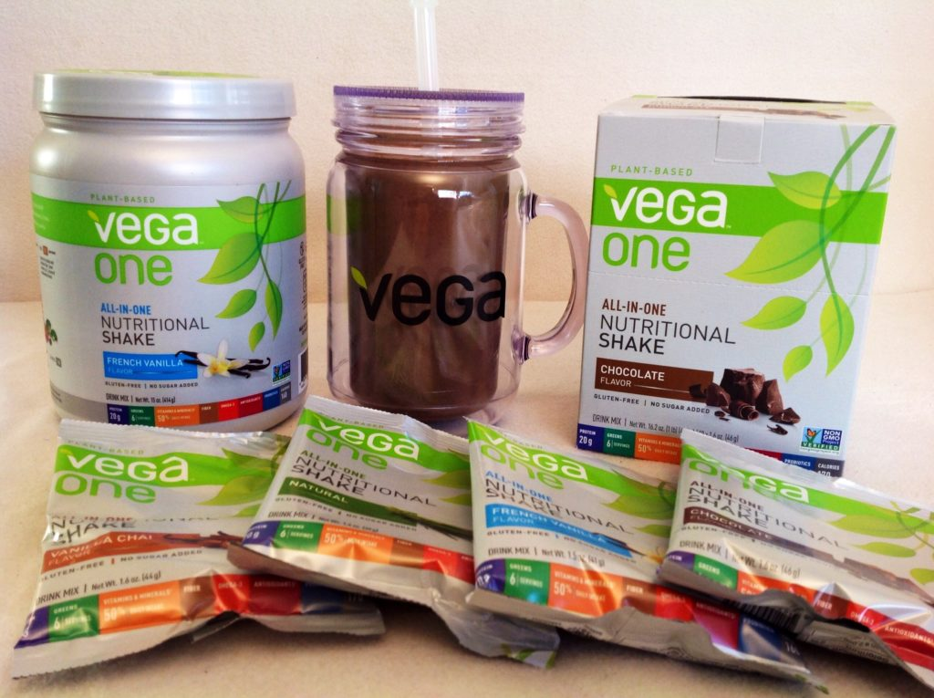 vega one the alternative to huel meal replacement