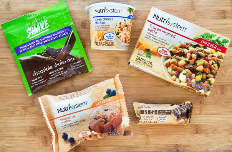what is nutrisystem vs slim fast