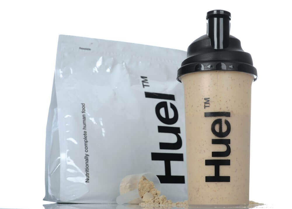 Huel Black Edition Powder for upset stomach