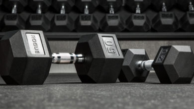 best place to buy dumbbells