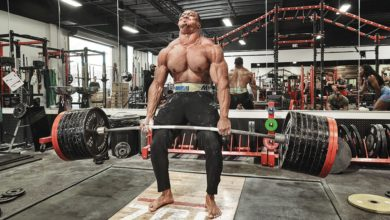 Photo of How Much Does a Deadlift Bar Weigh? Tips & Everything You Need to Know