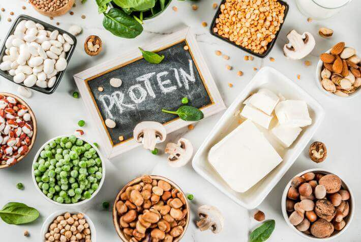 how much protein should i consume from protein pills