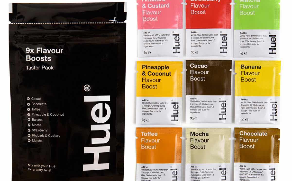 huel flavors vs soylent flavors