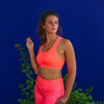 sports bra by senita athletics