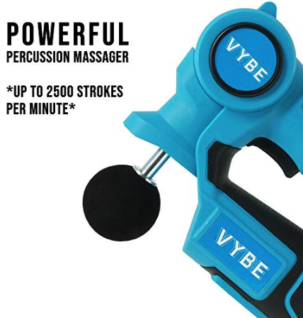 vybe percussion massagers review