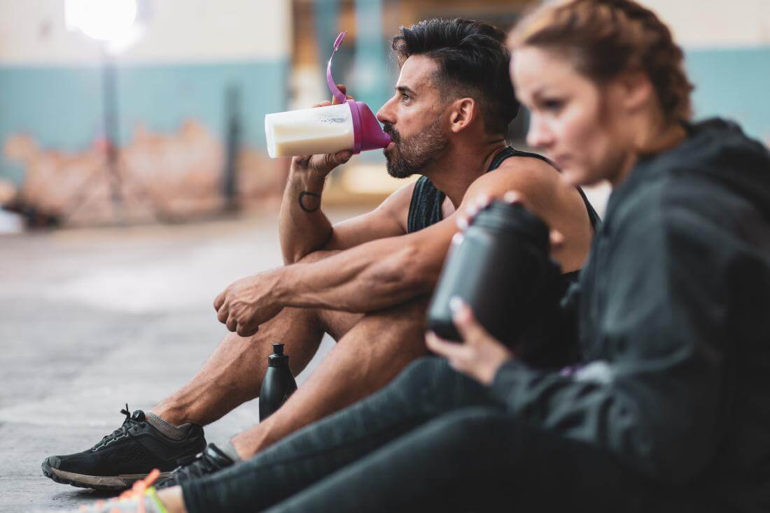 why does protein powder upset your stomach
