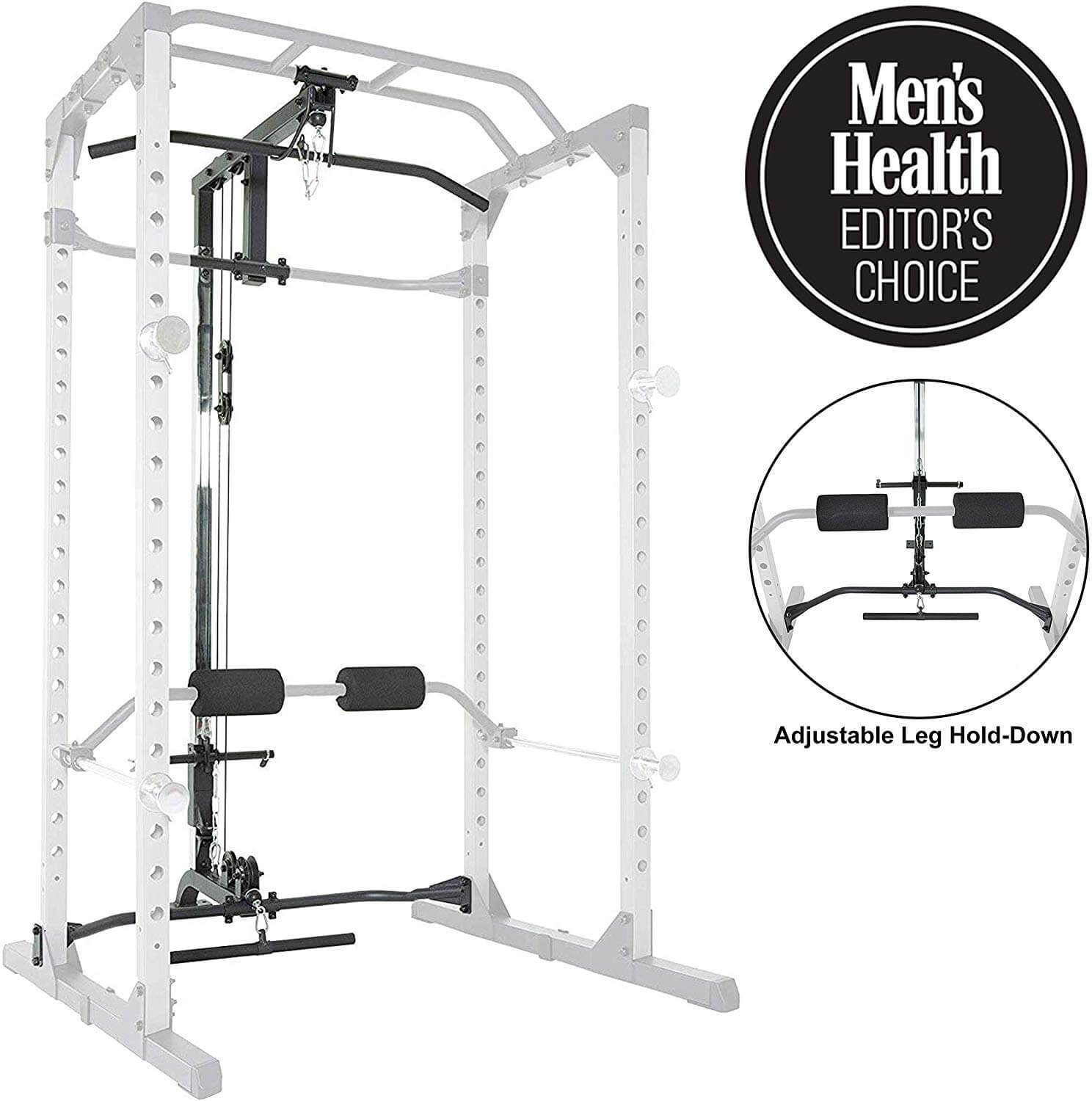 Best rated power rack with Lat pulldown