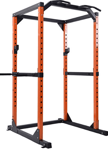 our cheapest power rack with lat pull down