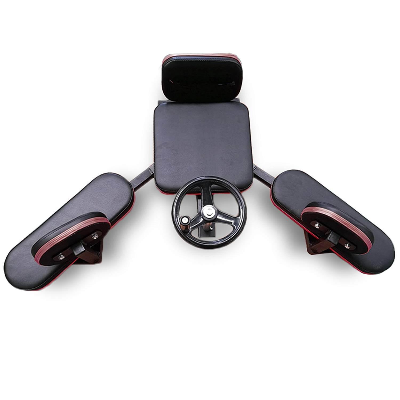 our most portable leg stretcher