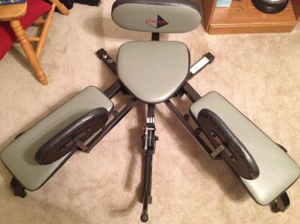 our newest leg stretcher machine