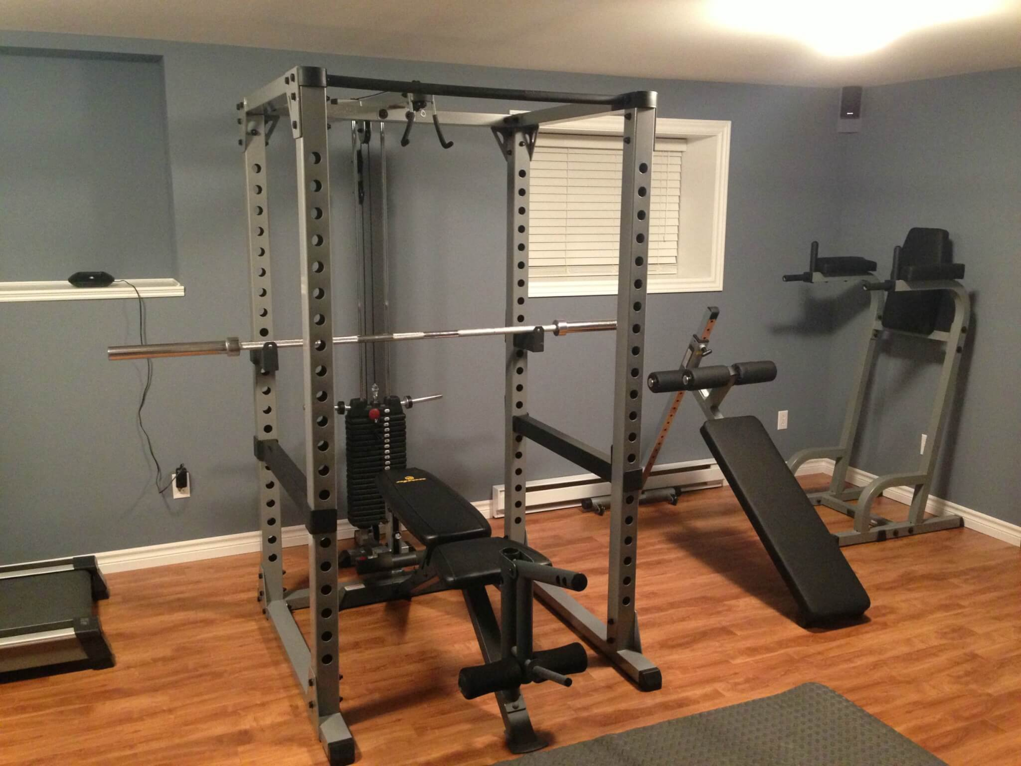 top power rack with lat pull down buy now