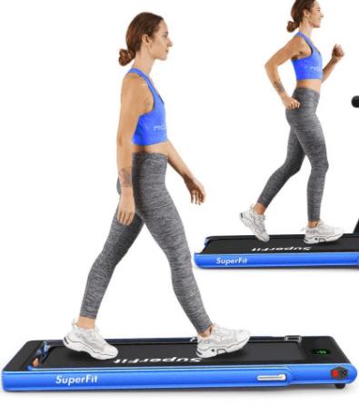 alternative under bed treadmill