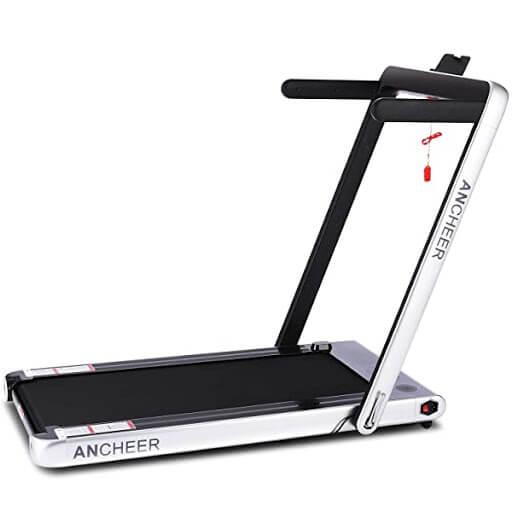 ancheer under bed treadmill