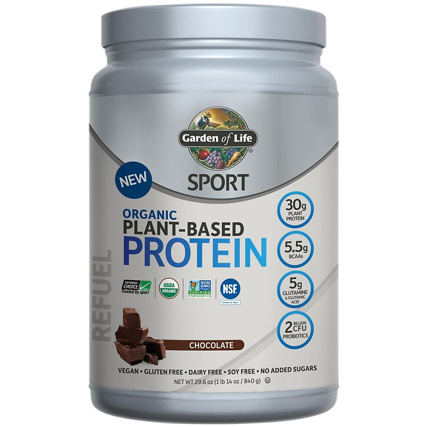 best plant based low sodium protein powder