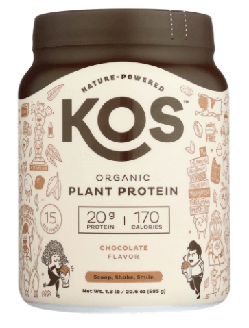 best plant based protein powder for smoothies