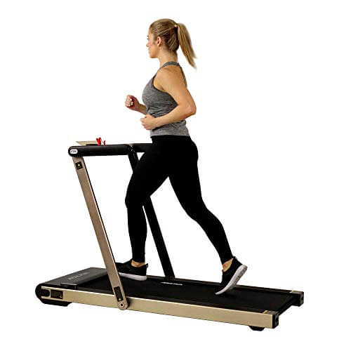 best treadmill for low ceilings